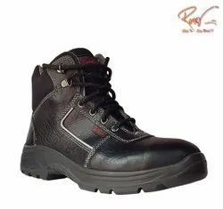 Ramer New Launch Pacer High  Black Shoes