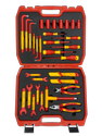 31 Pcs Insulated Toolkit