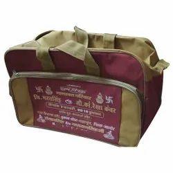 PP Printed Travel Bag