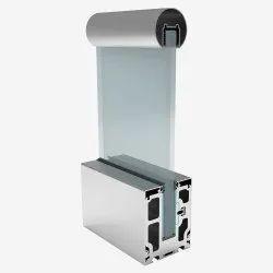 Aluminum Profile Glass Railing