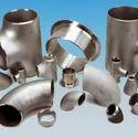 ASTM B366 Nickel 200 / 201 Pipe Fittings Nickel UNS N02200 / N02201 Pipe Fittings