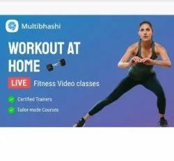 Live Fitness Video Classes