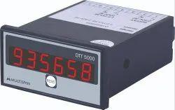 DTT-5000 Time Totaliser