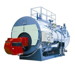 Oil & Gas Fired 1000 kg/hr Industrial Steam Boiler