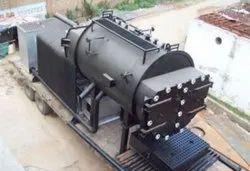 Coal Fired 2500 Kg/hr Steam Boiler, IBR Approved
