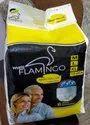 White Flamingo Adult Diaper Pant