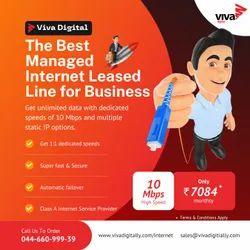Viva 10 Mbps Internet Leased Line, Wireless LAN