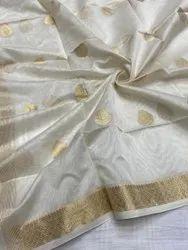 Banarasi Jacquard Chanderi Dupatta