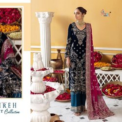 Shree Fab Pakistani Salwar Suit