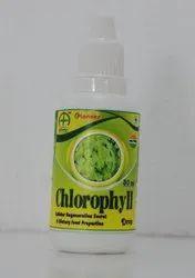 Chlorophyll drop