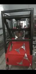 High Speed Pattal Dona Machine