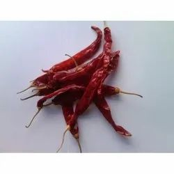 Green Capsicum A Grade Red Fresh Chilli, Pan India, Packaging Size: 5 Kg
