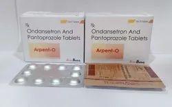 Ondasterone 4mg And Pantoprzole 40mg Tablet