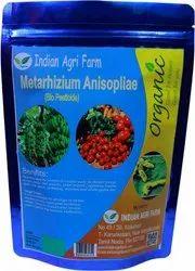 Metarhizium Anisopliae Bio Pesticide for The Control of Sucking pests