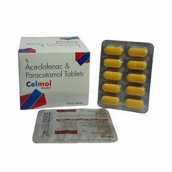Aceclofenac 100 Mg Paracetamol 325mg