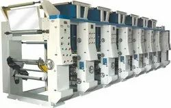 Paper Printing and Water Proof Coating Machine