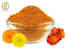 A D Food & Herbs Organic Dried Marigold / Genda Flower Petals Powder