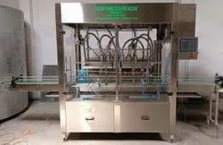 Automatic Servo And Loadcell Based Paint Filling Machine
