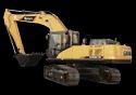Sany Crawler Excavator Rental Service, In Mp And Gujarat