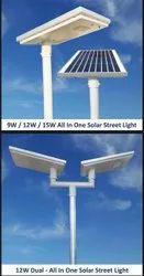 Solar Street Light All In One