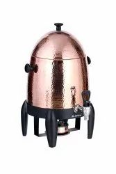 Copper & Smokey Finished Milk Dispensers