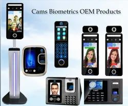 Cams Oem Biometric Attendance System (Rfid/Fingerpritn/Face Supported)