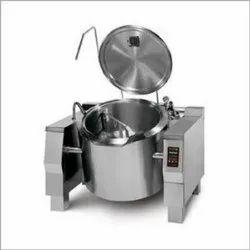 Tilting Steam Kettle (Gas/Electric)