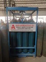 Argon Co2 Mixture Gas PALLET