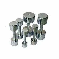 Fixed Weight Steel Dumbbell