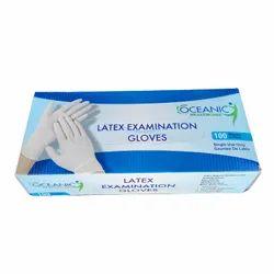 Latex Examination Gloves Powdered