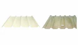 CLM Make FRP Semi Transparent Sheet
