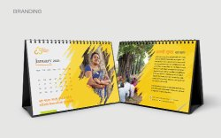 Table Calendar Printing Service