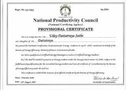 Authorised - Bee Certified Electrical Energy Audit Pune, For Industrial