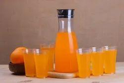 Glass Lemon Set