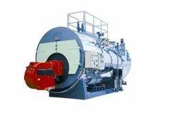 Coal Fired 1000 Kg/hr Steam Boiler, IBR Approved