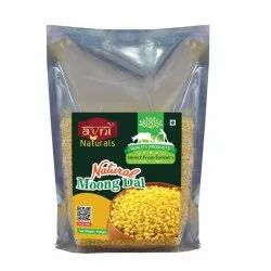 Avni Naturals Yellow 500gm Split Moong Dal, High in Protein
