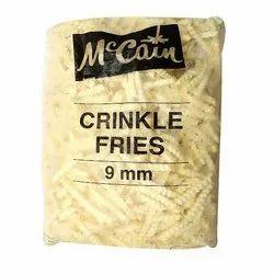 Mcains Crinklecut Fries - 2.5kg