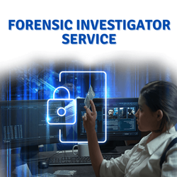 Forensic investigator Service