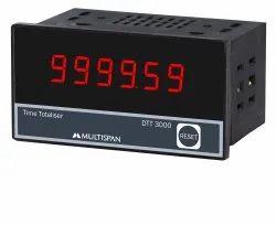 DTT-3000 Time Totaliser