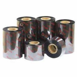 Ricoh Black thermal transfer ribbon