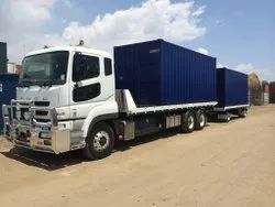 Food Storage Containers Transportation Service