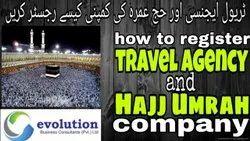 Hajj And Umrah Tour Service