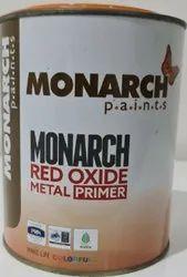 Monarch Paints Emperor Red Oxide Metal Primer 1 L