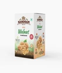 Walnut, Packaging Type: Plastic Box, Packaging Size: 1