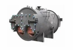Wood Fired 100 Kg/hr Steam Boiler, Non IBR