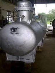 Oil & Gas Fired 500 kg/hr Steam Boiler
