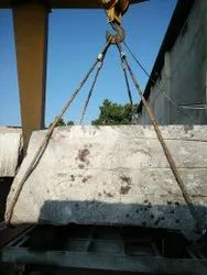 wire rope sling with full pipe