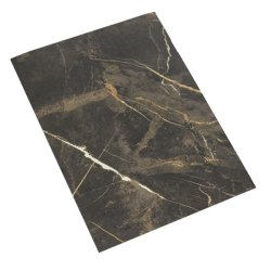 Black HPL Mica Wood Paper Sheet, For Flooring, Thickness: 8 mm