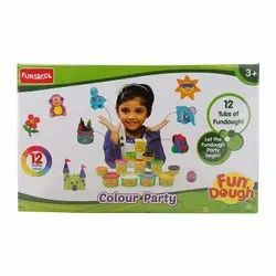 Funskool Fundough Colour Party