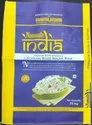 25 Kg Basmati Rice Packaging Bag